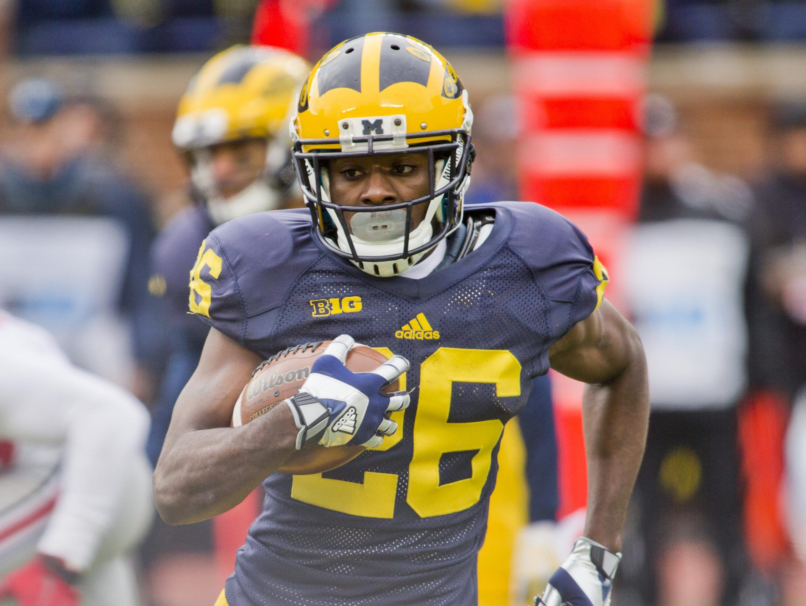 U-M defensive back Jourdan Lewis is rated among the best in the U.S.