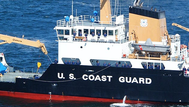 The United States Coast Guard has called off a search for a plane that crashed off the coast of Florida occupied by a father and son from Bridgewater.