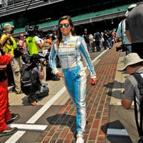 Danica Patrick (accidentally) confirms ride with Ed Carpenter at Indianapolis 500