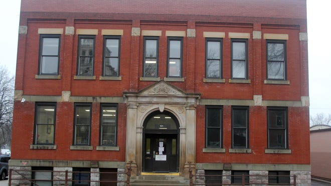 The Ionia County Administrative Building is located at 101 W. Main St. in Ionia.