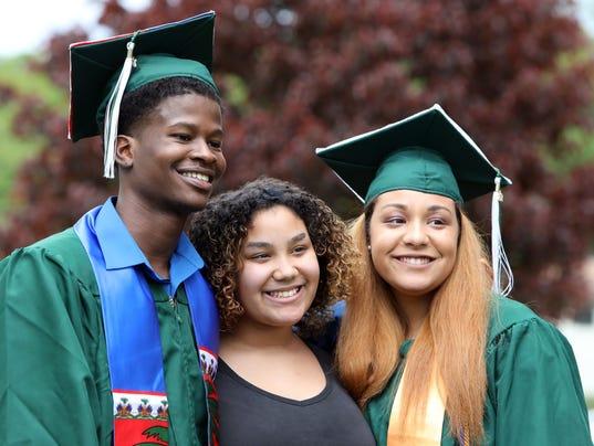 Rockland Community College graduation