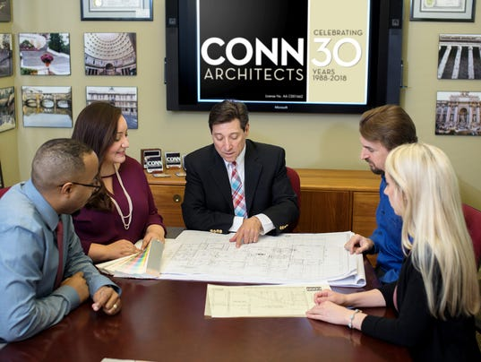 Conn Architects Anniversary
