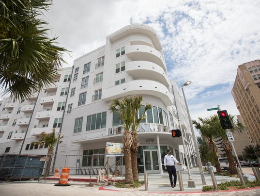 Corpus Christi's Cosmopolitan Apartments set to open in ...