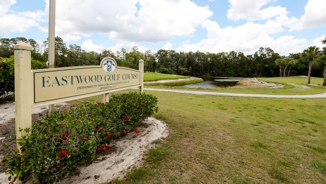 Fort Myers is going to take out a $2 million loan to repair the front nine holes on the Eastwood Golf Course as the city also builds the Hanson Street extension through the middle of it. Holes 2 and 5 are no longer there, and tunnels will be installed under the road so golfers can get to the other side of the course.