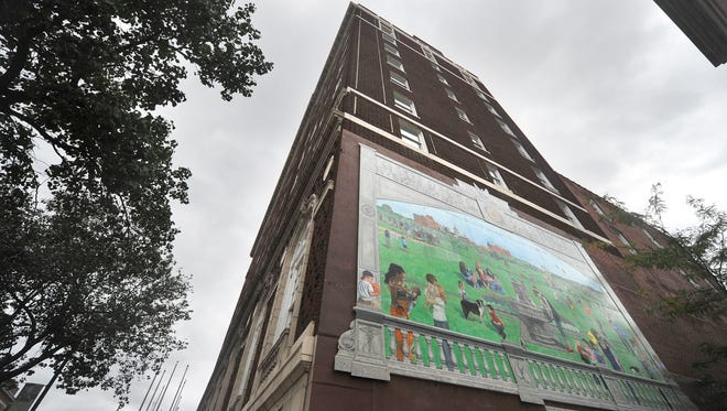 The Yorktowne Hotel has been closed for renovations. The hotel is slated to reopen in 2018.