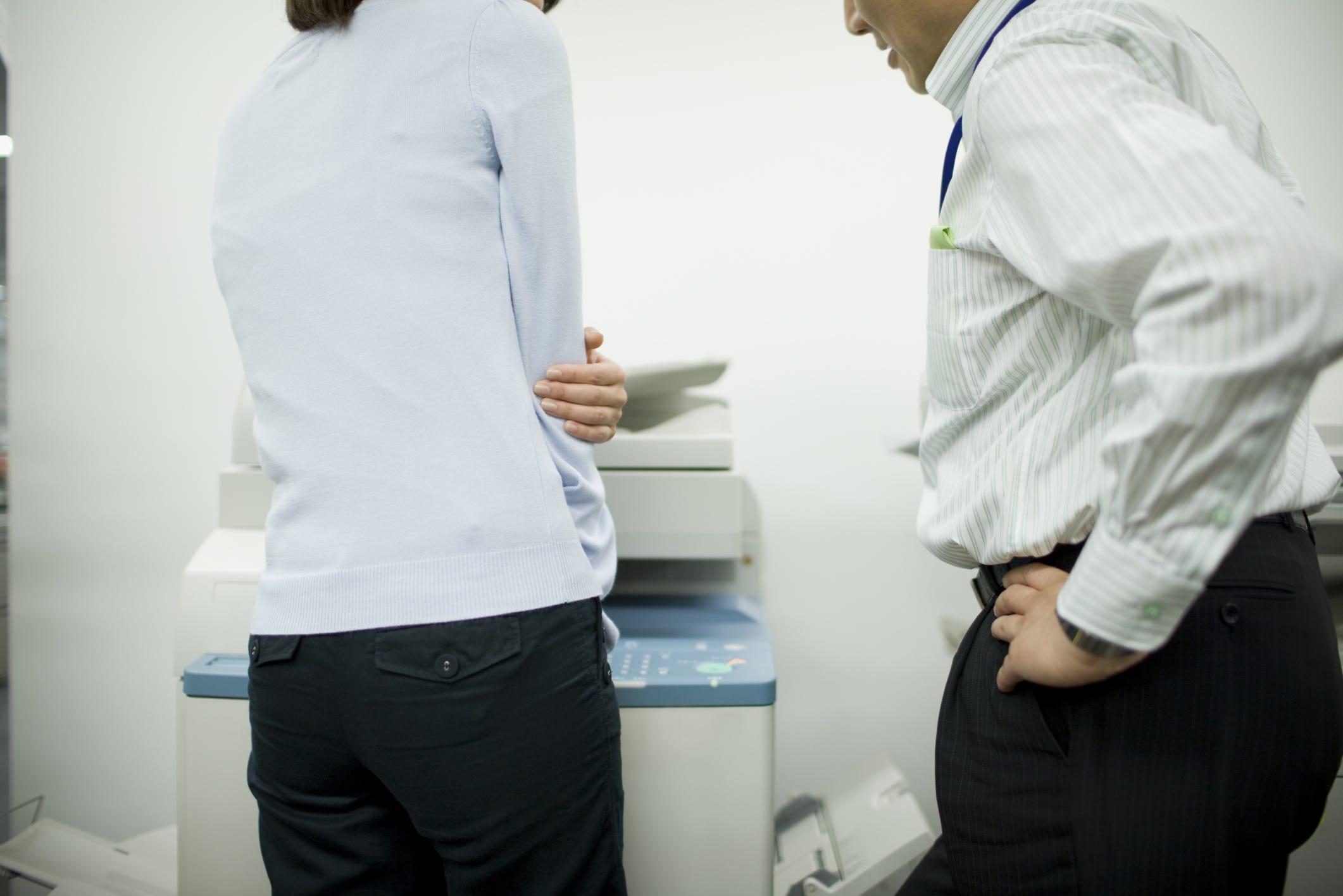 Sexual harassment arizona laws