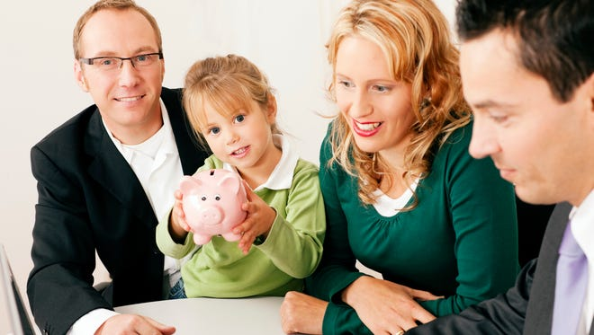 Family with consultant - finance