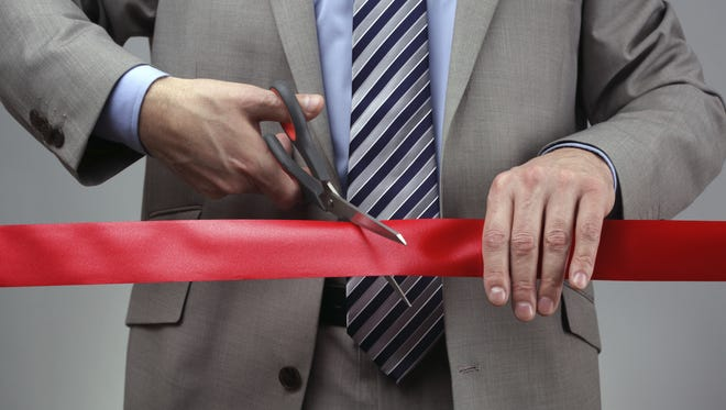 A ribbon-cutting ceremony recognized the new Biery Cheese facility at 4930 Hayes Ave. in Plover.
