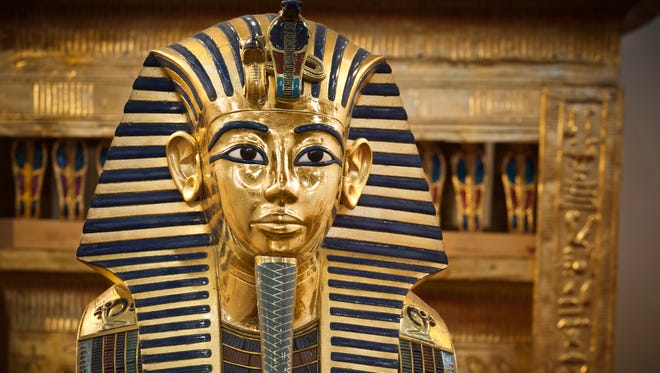 Infrared scans may have revealed a hidden chamber inside King Tutankhamun's tomb. One archaeologist believes that room contains the mummified remains of Nefertiti.