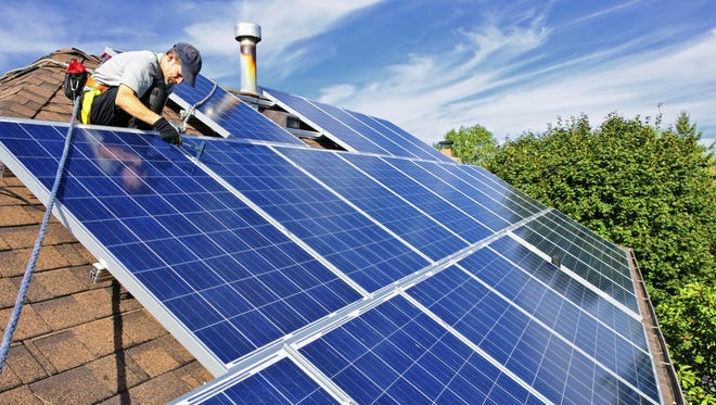 Nevada's Public Utilities Commission approved a new rate plan for rooftop solar on Dec. 22, 2015.