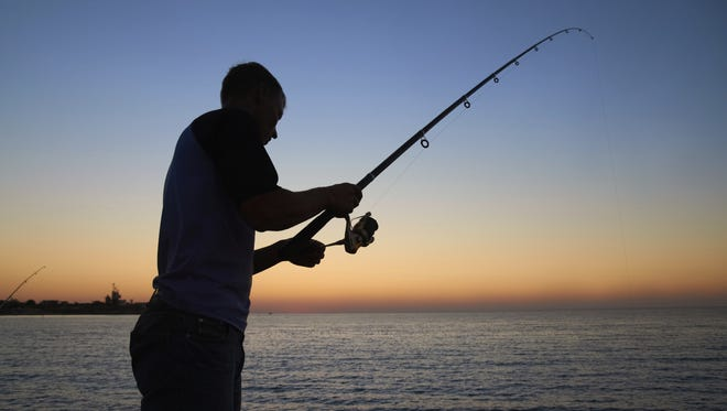 Fishing is a great outdoor activity to help you see the beauty of the natural world.