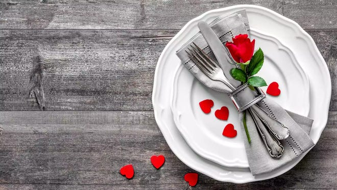 VALENTINE'S DAY: Scottsdale was ranked as the second best place to be on Valentine's Day 2017, according to WalletHub. The rankings were based on romance potential and budget-friendliness.