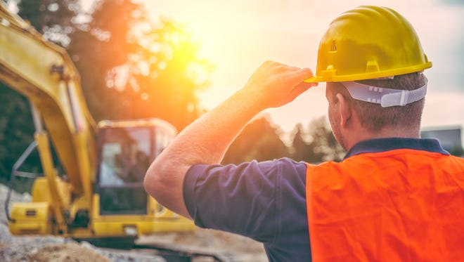 Three quarters of employers in the construction sector plan to hire staff this year, according to Indeed.