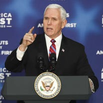 Vice President Mike Pence and the height of NRA hypocricy