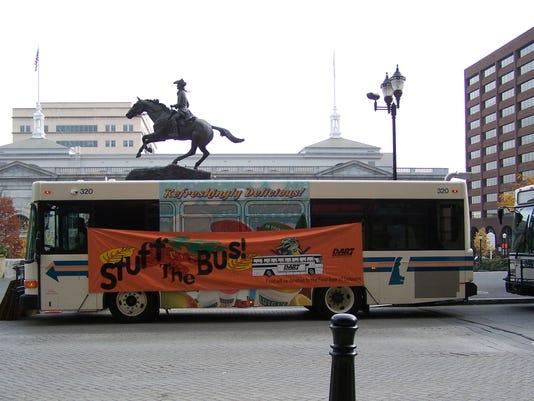 bus at Rodney Square 11-15-13.JPG