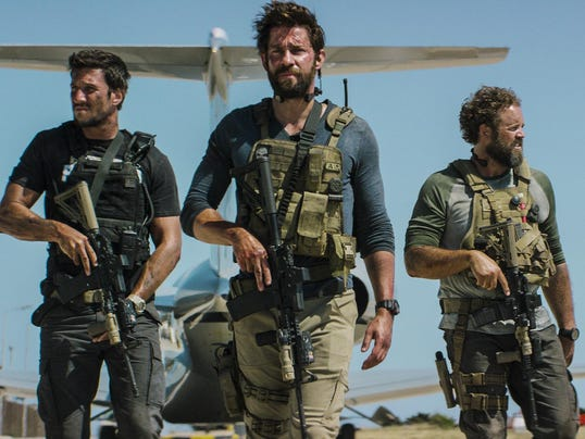 Film Review-13 Hours: The Secret Soldiers of Benghazi