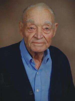 James Van Arkel, 97