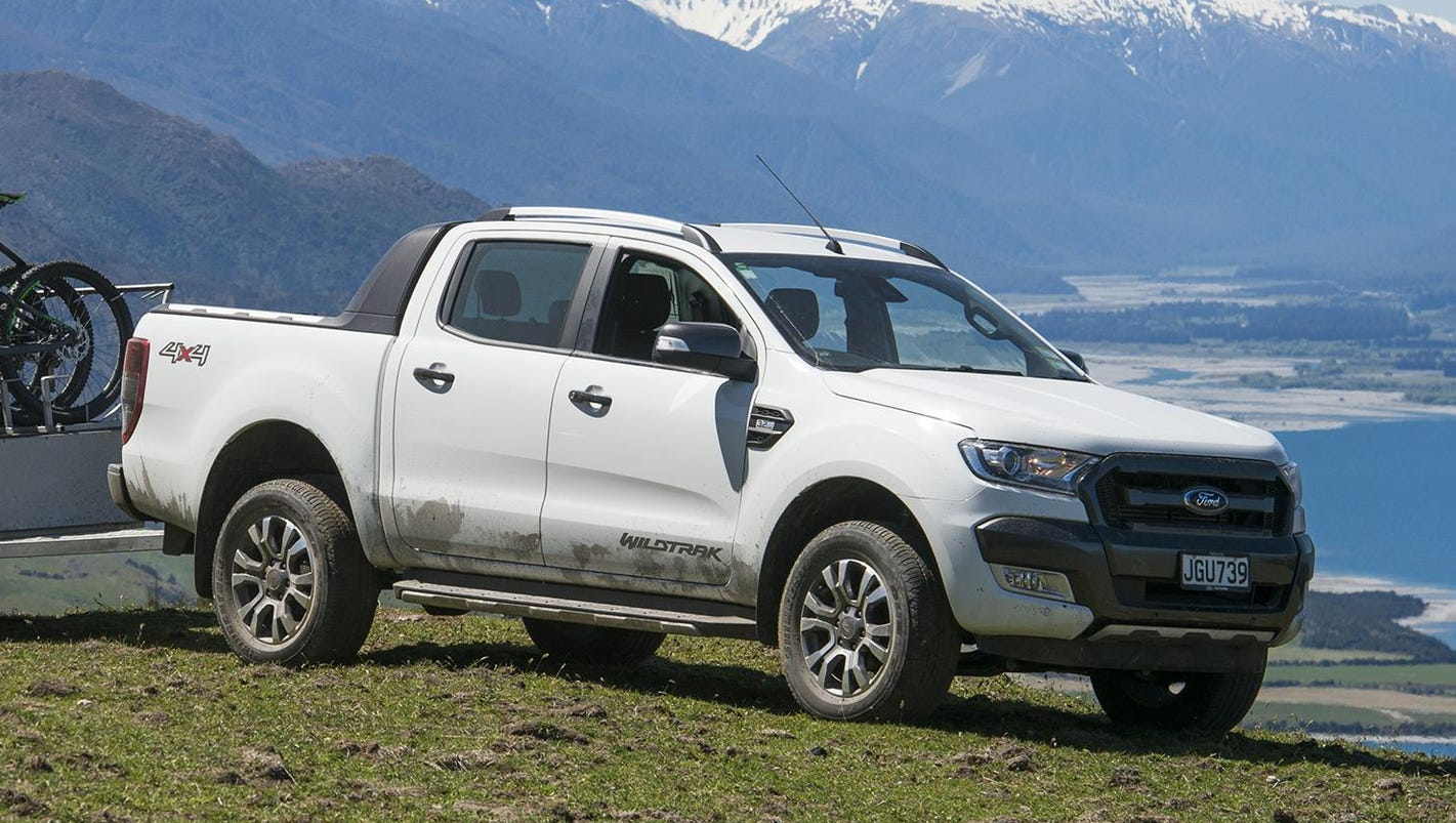 new ford ranger pickup expected at auto show. Black Bedroom Furniture Sets. Home Design Ideas
