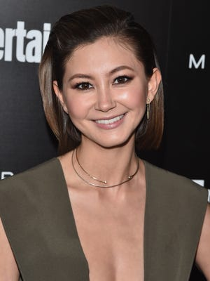 Actress Kimiko Glenn attends Entertainment Weekly's celebration honoring the Screen Actors Guild presented by Maybeline at Chateau Marmont on January 29, 2016 in Los Angeles, California.