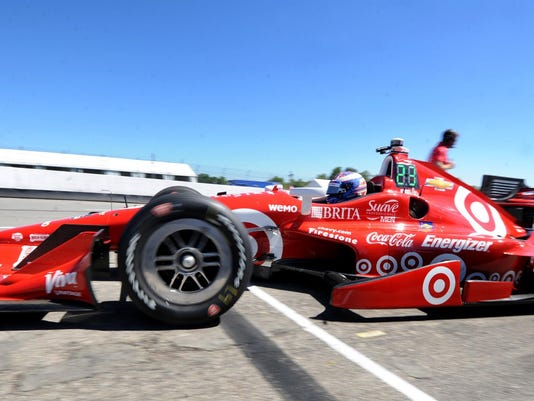 MNJ 0801 IndyCar feature on Scott Dixon Pits