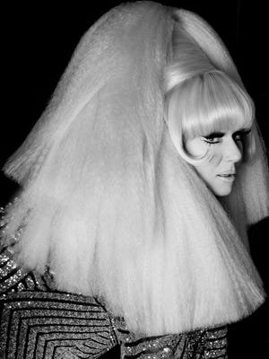 The female impersonator known as Lady Bunny.
