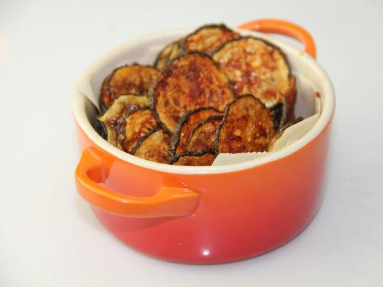 Baked BBQ Zucchini Ch_Youn