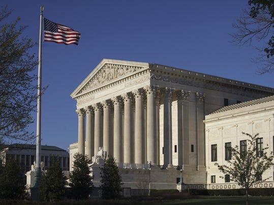 Supreme Court Redistricting