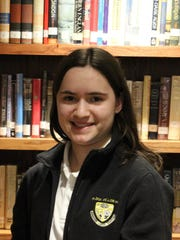 Padua's Kalani Pichohas been named a candidate for the U.S. Presidential Scholars program.