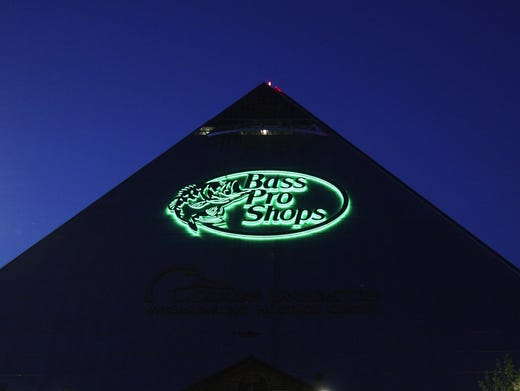 Bass Pro Shops At Pyramid In Memphis Sees Sales Fall 2 3 Percent In
