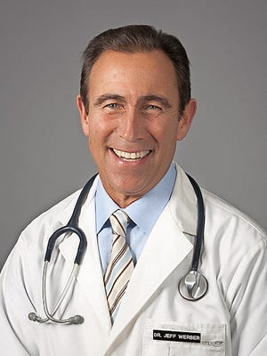 Jeff Werber is president and chief veterinarian of Century Veterinary Group in Los Angeles.