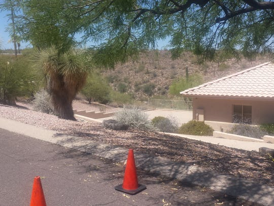 Two bodies were found at a home in this Fountain Hills