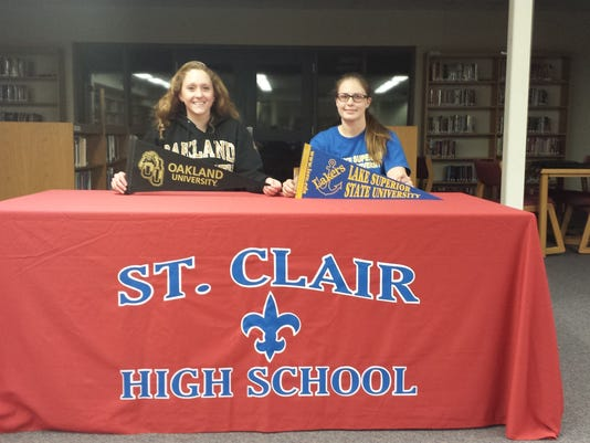St. Clair signing