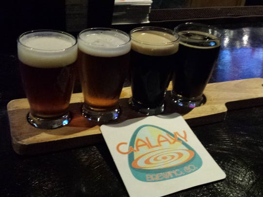 Visiting Breweries in Maine and New York State.