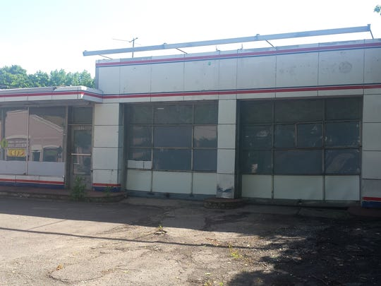 By July 1, the vacant gas station on Flemington's Main Street should be transformed into a beer garden called The Filling Station.