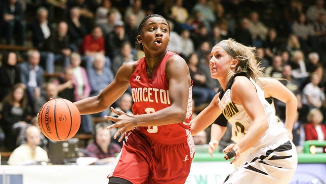 Princeton's Jackie Young will play in this year's McDonald's All American game.