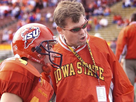 The late Bobby Elliott had several stints coaching at Iowa State.
