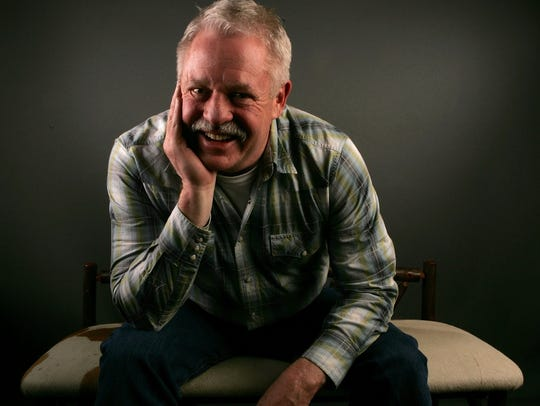 Writer Armistead Maupin poses for a portrait at the