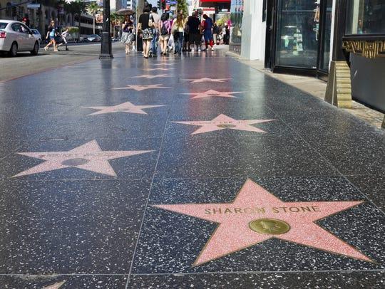 9. Hollywood Walk of Fame