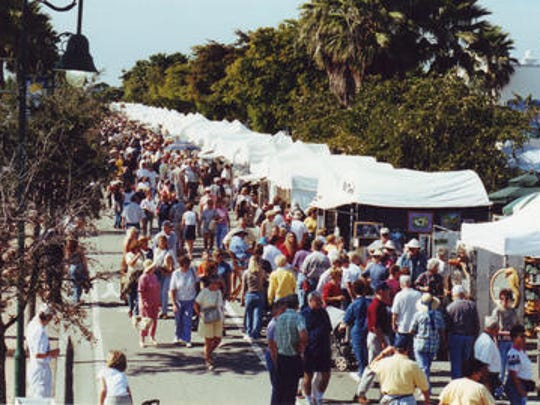 The Cape Coral Arts & Music Festival returns this weekend to downtown Cape Coral.