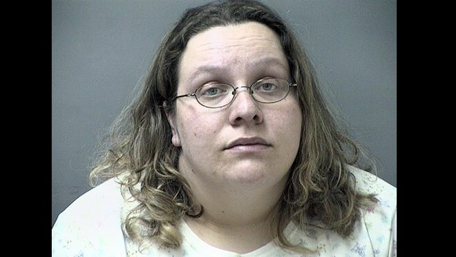 MullanAndrea C. Mullan, 33, will still be in prison past her 50th birthday after pleading guilty Wednesday to first-degree murder and robbery.