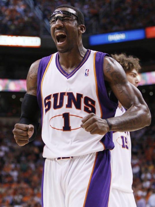 Amar'e Stoudemire retiring as member of Knicks