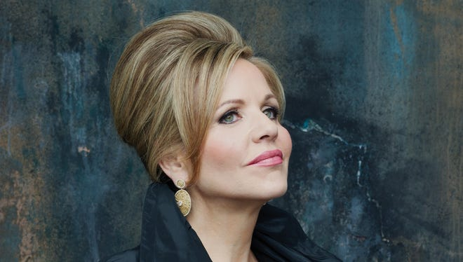 Renee Fleming will perform Sept. 23 with the Indianapolis Symphony Orchestra.