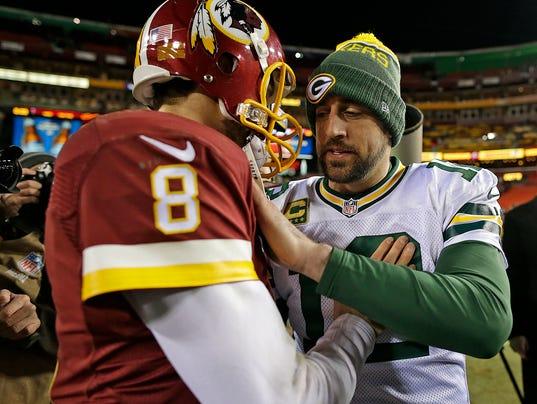 GPG ES Packers vs Washington 1.10.16