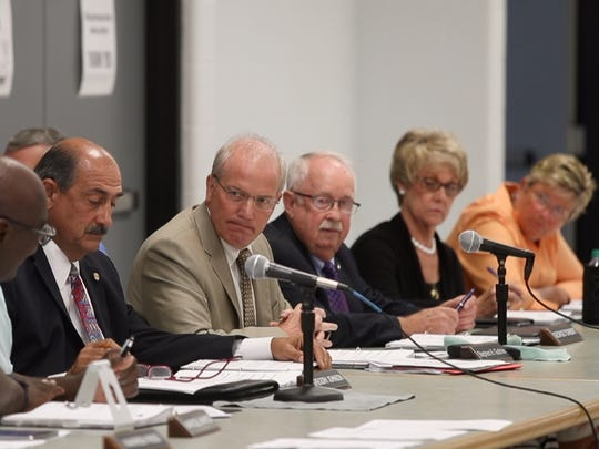 The Sussex Technical School Board meets Monday, July,