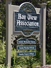 Bay View is an enclave of mostly Methodists who have worshiped and studied in this northern Michigan resort during the summer months since 1875. The association's bylaws don't allow for non-Christian members.