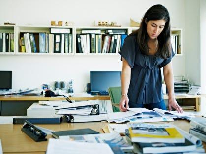 woman workplace