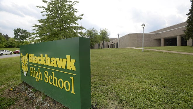 The Blackhawk School Board voted to move to predominantly virtual learning Tuesday night, with a staggered progression to a hybrid model dependent on low transmission levels of COVID-19 in the county and district.