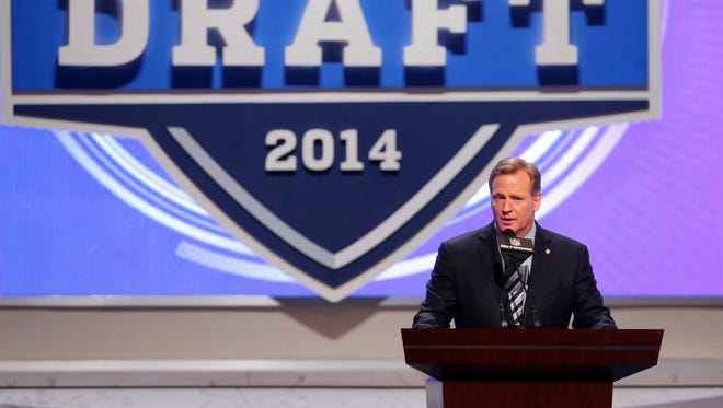 The NFL Draft may draw big ratings, but not every player makes it appointment viewing.