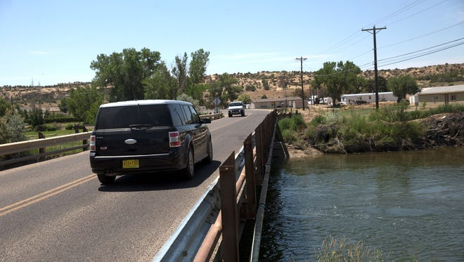 Gov. Susana Martinez has signed legislation providing state money for the construction of a new bridge over the San Juan River on County Road 5500.