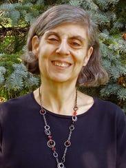 "Laurie Wallmark, author of the award-winning book ""Ada"